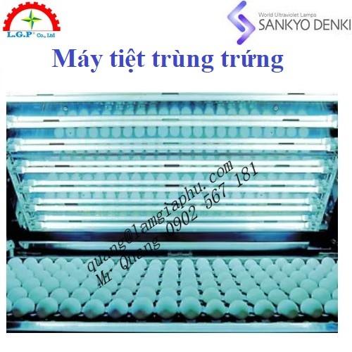 Máy tiệt trùng trứng, Ứng dụng UV-C