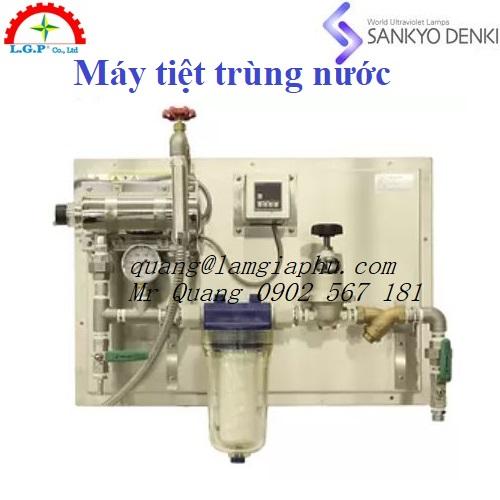 Máy tiệt trùng nước, Ứng dụng UV-C