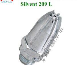 Vòi phun khí Silvent 209 L, Đầu thổi khí Silvent 209 L,