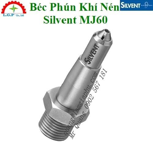 Vòi phun khí Silvent MJ60, Đầu thổi khí Silvent MJ60,