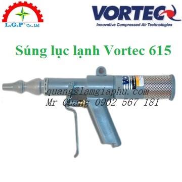 Vortec Cold Air Guns, Súng lục lạnh Vortec,