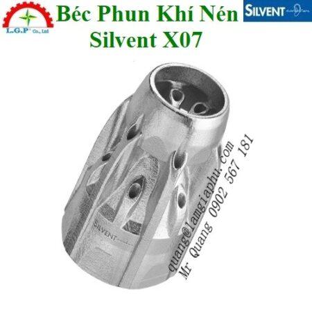 Vòi Phun Khí Silvent X07, Đầu thổi khí Silvent X07,