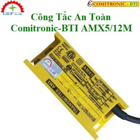 Công Tắc An Toàn Comitronic-BTI AMX5 12M