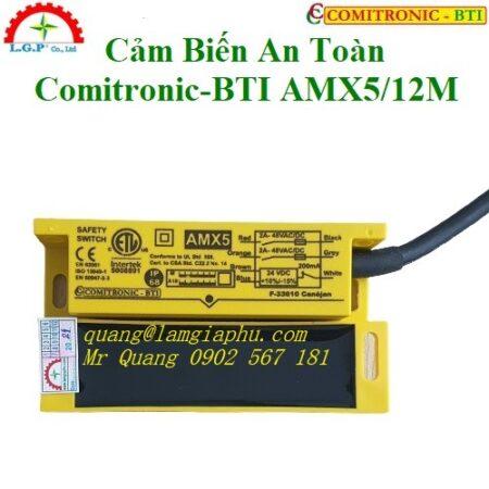 Công Tắc An Toàn Comitronic-BTI AMX5/12M