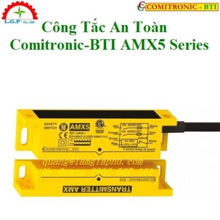 Công Tắc An Toàn Comitronic-BTI AMX5 Series