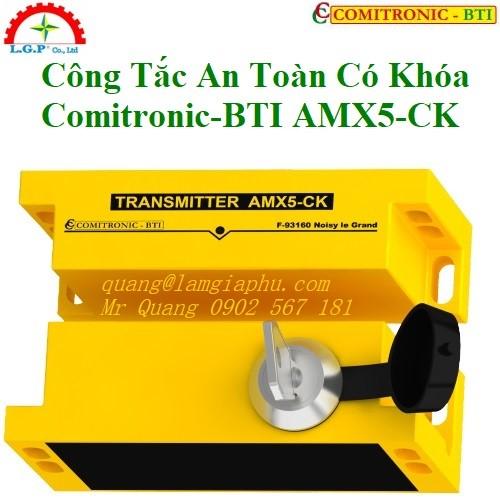 Công Tắc An Toàn Comitronic-BTI AMX5-CK