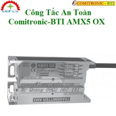 Công Tắc An Toàn Comitronic-BTI AMX5 OX